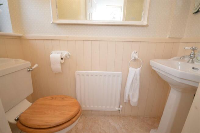 WC/Cloakroom