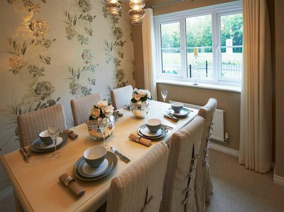 Typical Bisham home