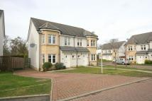 3 bed semi detached house in 15 Roanshead Crescent...