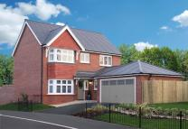 4 bed new home in Overlea Drive, Hawarden...