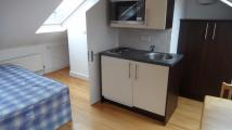 Studio flat to rent in Fernhead Road, London, W9