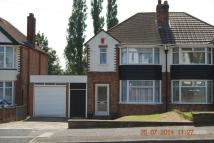 semi detached property to rent in Longmoor Road...