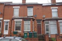 2 bedroom Terraced home to rent in Melbourne Road, Coventry
