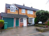 semi detached house in Flinders Close...