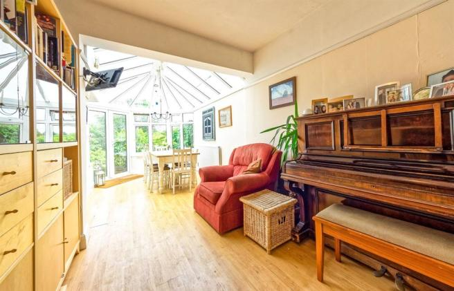 Dining Room / Conservatory