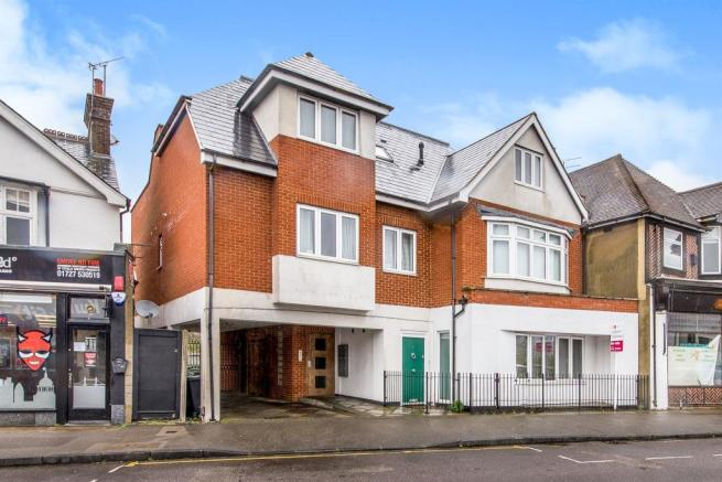 1 Bedroom Apartment For Sale In Hatfield Road St Albans Al1