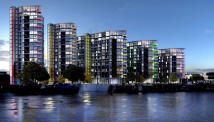3 bed Flat for sale in Nine Elms Lane, London...