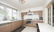 Terraced property in Cloister Road, Hendon...
