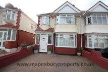 4 bedroom semi detached house in Cairnfield Avenue...