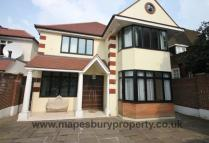 Detached house for sale in Brondesbury Park...