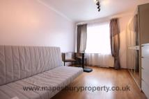 Studio flat in Hendon Way...