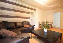 Bungalow to rent in Donnington Road...