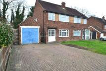 semi detached property in NEWLY REFURBISHED 4...
