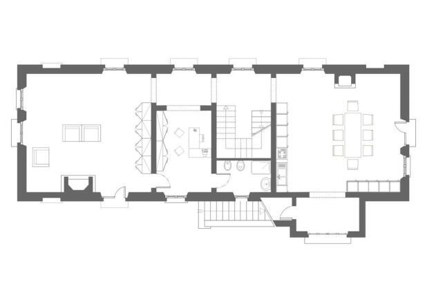 villa ground floor