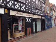 Shop to rent in 23 High Street, Nantwich...