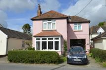Detached property in Bucklesham  Road, Kirton