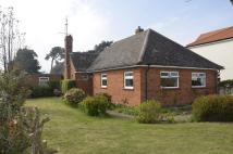 Detached Bungalow for sale in St Georges Road...