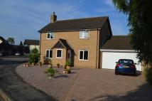 Detached house for sale in Digby Close...