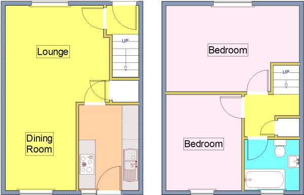 Floor plan guide