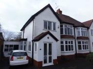 semi detached house in Ridgeway Avenue , ...