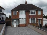 3 bedroom semi detached home in Kingsley Road , ...