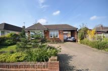 Bungalow to rent in Orsett Avenue...