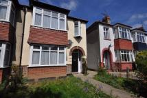 semi detached home to rent in Cromwell Road...