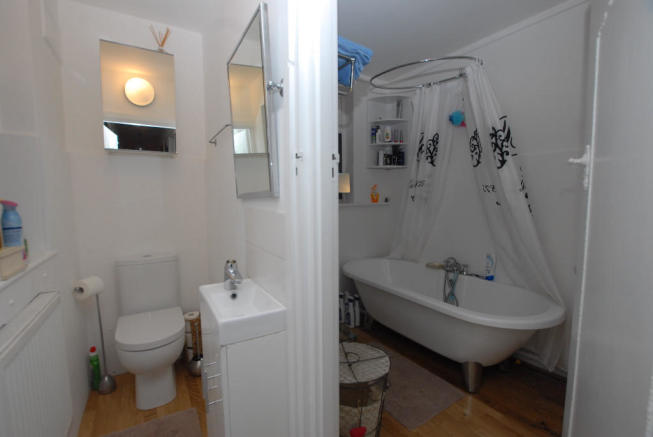 Shared bathroom &W.C