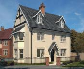 4 bedroom new home for sale in Cemetery Road, Kempston...