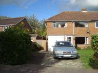 semi detached property to rent in Brookhill Close...