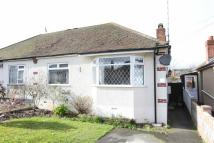 2 bedroom Semi-Detached Bungalow in Langdon Road, Rayleigh...
