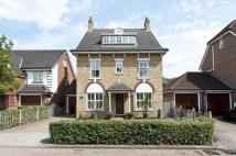 Detached property in Savile Close...