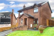 4 bed Detached home in Coed Y Fron, Holywell