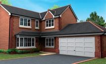 4 bed new home in The Ridings, Holywell