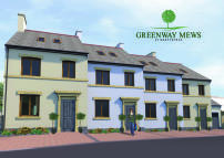 3 bed new property in Greenway Lane...