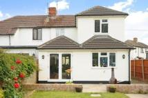 semi detached property to rent in Bowness Avenue, Didcot...