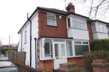 1 bed semi detached property to rent in Chase Road, Epsom...