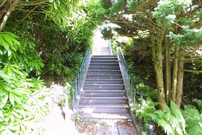 Slate Steps