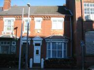 Terraced home in Edward Street...