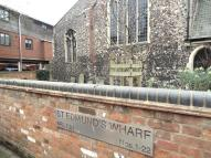 Flat to rent in St. Edmunds Wharf...