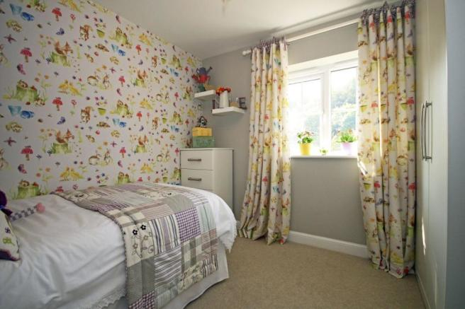Typical Somerton fourth bedroom