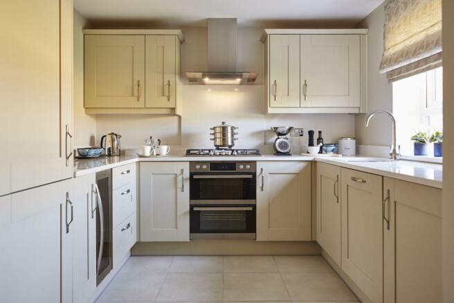 Typical Somerfield Kitchen