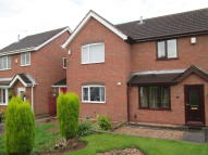 2 bedroom semi detached property to rent in CLEY GROVE...