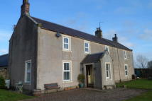5 bedroom Detached property in Easter Howlaws Farmhouse...