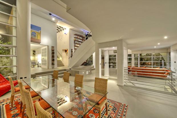 Interior aspect