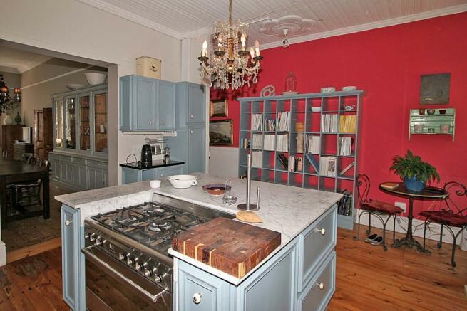 Chef kitchen