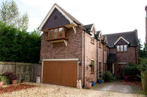 4 bed Detached house for sale in Radford Rise, Stafford...