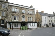 Flat in Market Place, Tetbury...