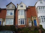 6 bed Terraced house in Sylvan Road, Exeter...