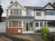 3 bed semi detached house in Benson Road, Hollywood...